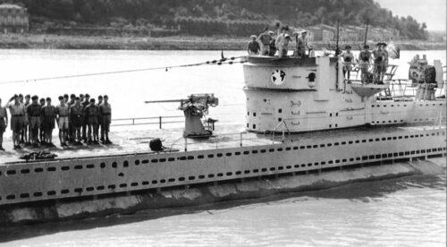 Les projets de bateaux de l'axe(toutes marques et toutes échelles confondues). - Page 7 U488-die-vorletzte-milchkuh