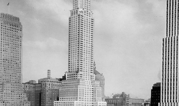 Chrysler Building Wikipedia: Die Höchste Toilette Manhattans